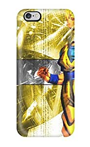 Anti-scratch And Shatterproof Super Saiyan Goku Phone Case For Iphone 6 Plus/ High Quality Tpu Case