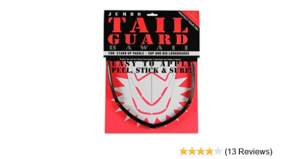 Amazon.com : Surf Co Tail Guard (Choose Color & Size) : Sports & Outdoors