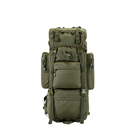 545999264f49 Amazon.com : BZFjy Mountaineering Bag Men and Women Shoulders ...