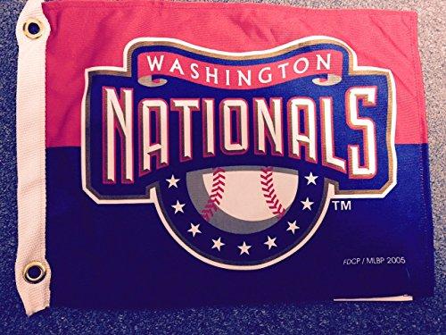 MLB Washington Nationals Boat and Golf Cart (National Cart)