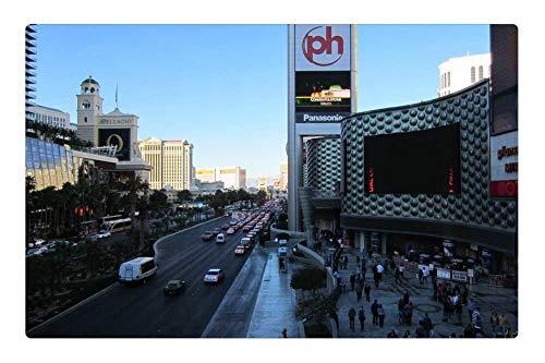 (Tree26 Indoor Floor Rug/Mat (23.6 x 15.7 Inch) - Paris Hotel Las Vegas Strip Planet Holywood Hotel)