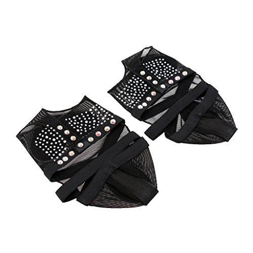 1 Orteil Paire Dancewear Pied String Protecteur Pad Danse Strings Magideal Orteil Chaussures Ballet HwgdBg1x