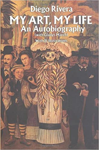 Ilmainen lataus ebooks androidille My Art, My Life: An Autobiography PDF CHM ePub by Diego Rivera