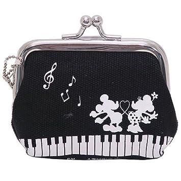 Mickey & Minnie mini-purse coin case/keyboard