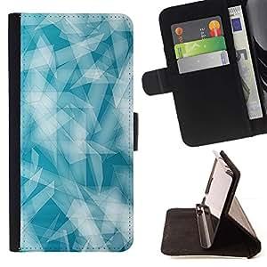 For Samsung Galaxy S4 IV I9500 Case , Schnee - la tarjeta de Crédito Slots PU Funda de cuero Monedero caso cubierta de piel