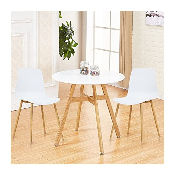 c6ca128d7ce5 GreenForest Round Dining Table with 32