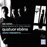 Brahms: String Quartet No. 1 / Piano Quintet