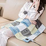 Jannyshop Electric Heating Blanket, USB Electric Heating Knee Pads Personal Heated Wrap Cushion for Winter Warming