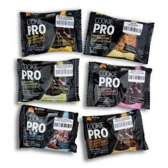 Pack Multisabor Galletas Cookie Pro Alevo 12 unidades: Amazon.es: Alimentación y bebidas