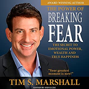 The Power of Breaking Fear Audiobook