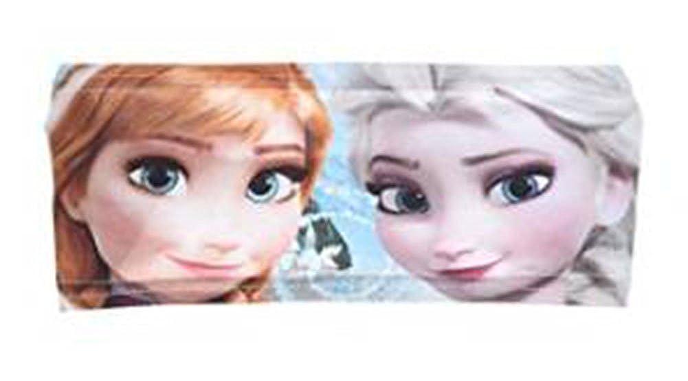 Disney Frozen - Fascetta Capelli Bambine (Bianco/Azzurro) La Reine des Neiges 20552_89394