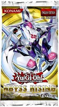 Yu-Gi-Oh Abyss Rising Booster Pack [Sealed] (Konami)