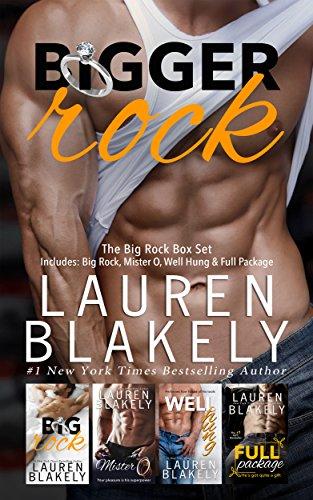 Bigger Rock by [Blakely, Lauren]