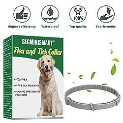 Zeckenhalsband für Hunde,Zecken Halsband für Katze, Floh Zecken Kragen Floh-und Zecken Prävention Halsbänder…