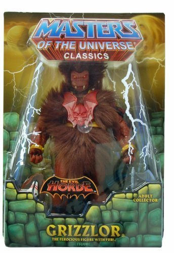 Masters Of The Universe Classics Exclusive Grizzlor by Mattel