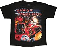 Transformers Battle Package Youth T-Shirt