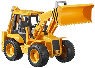 Bruder Toys Loader Backhoe from Bruder