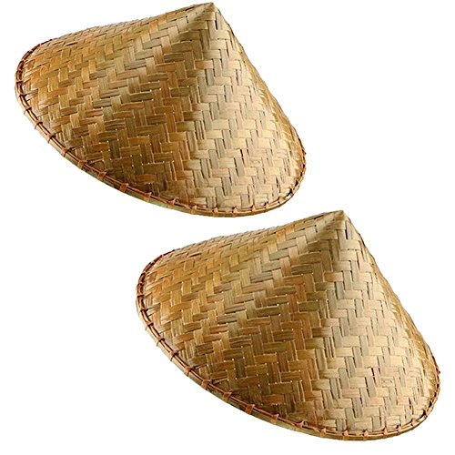Deluxe Coolie Hat Traditional Conical