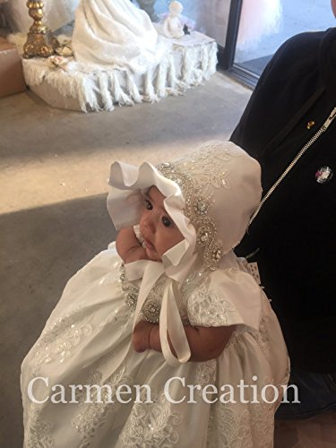 Sophie Baptism Gown by Carmen Creation