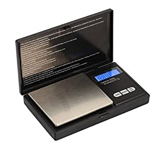 ACCUDIGITAL Pocket Scale ADPRO 1000, 1000 g x 0.1 g