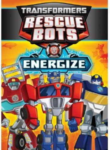 Transformers Rescue Bots: Energize (Transformers Rescue Bots Roll To The Rescue)