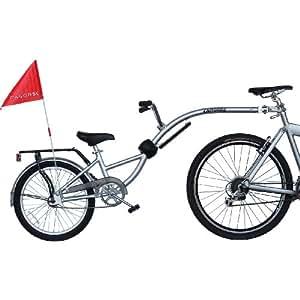 Morgan Cycle Shadow Aluminum Trailer Bike
