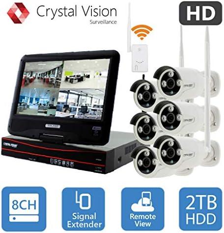 8CH Wireless HD System
