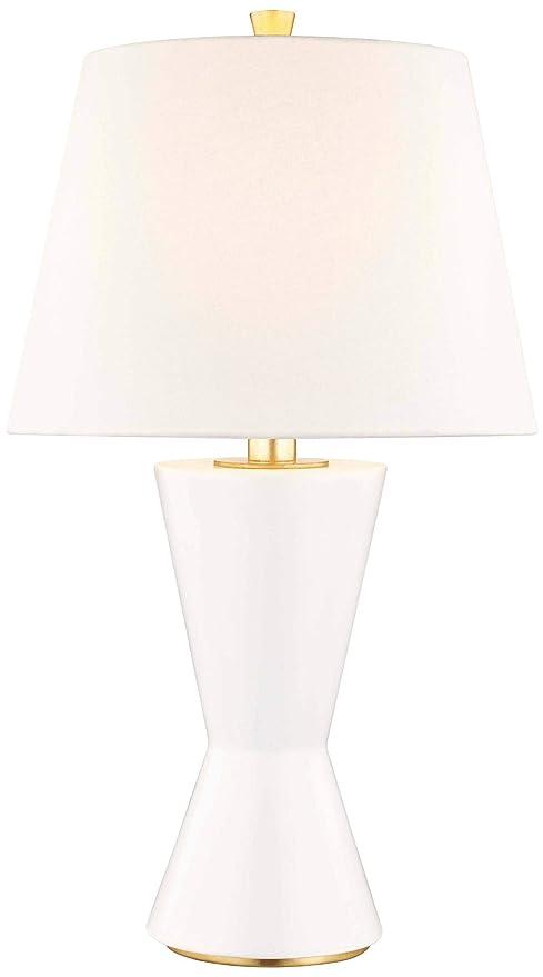 Amazon.com: Hudson Valley Ashland - Lámpara de mesa, color ...