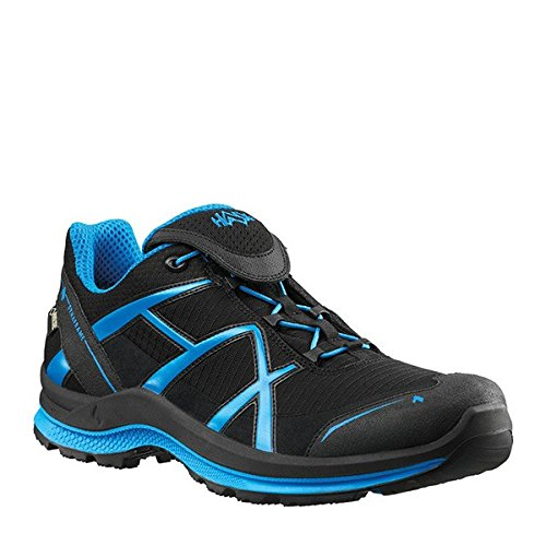 SCARPA HAIX BLACK EAGLE ADV. 2.0 LOW GTX Blue / Black / Yellow