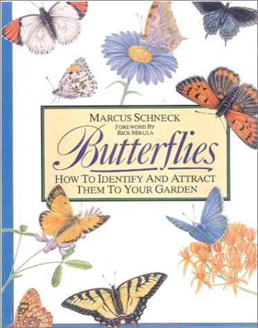 Download Butterflies: How to Identify and Attract Them to Your Garden pdf epub