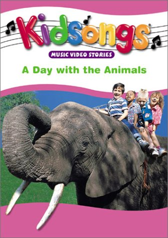 UPC 014381166422, Kidsongs - A Day with the Animals