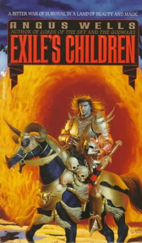 book cover of Exile\'s Children