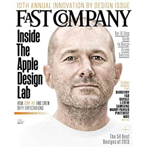 Audible Fast Company, October 2013 Periodical