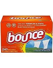 Bounce Utomhus färska tygmjukgörare ark 240 st av Bounce