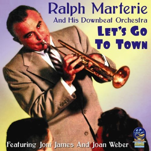 CD : Ralph Marterie - Let's Go To Town (CD)