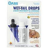Kordon OASIS #80064 Wet Tail Drops- Liquid Treatment for Diarrhea, 1-Ounce