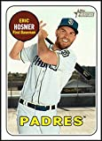 2018 Topps Heritage High Number Baseball #709 Eric Hosmer SP San Diego Padres Official MLB Trading Card