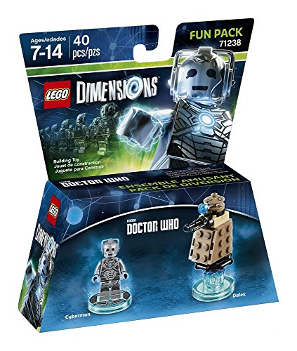 LEGO Dimensions Cyberman Pack Doctor 71238 product image