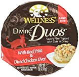 Wellness Divine Duos With Beef Pate & Diced...