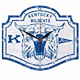 NCAA Kentucky Wildcats High Definition Clock