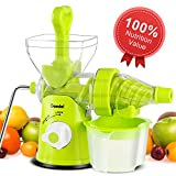 Juicer For Vegetable Manuals Review and Comparison