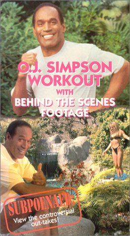 Image result for oj simpson workout video