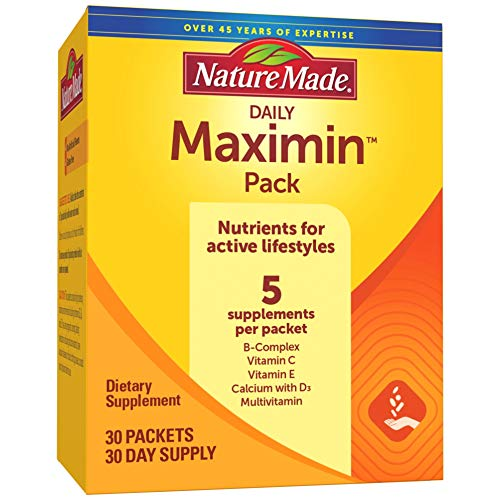 Nature Made Maximin Pack