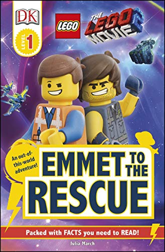 THE LEGO® MOVIE 2  Emmet to the Rescue (DK Readers Level 1) (Reader Rescue)