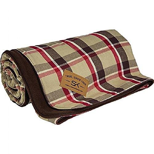 Stormy Kromer Cabin Blanket Cedar