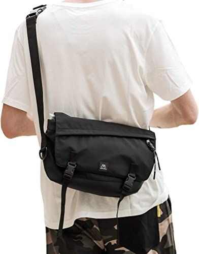 Males Nylon Shoulder Bag Messenger Crossbody Satchel Travel Backpack New Supply