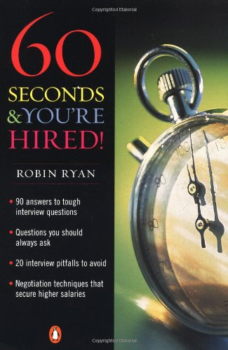 60 Seconds & You're Hired PDF