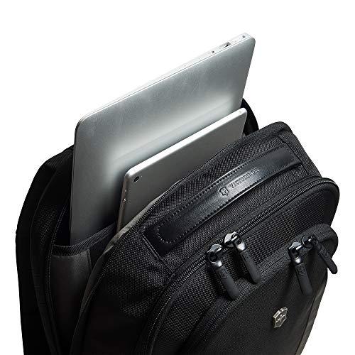 Victorinox Swiss Army Backpacks & Messengers, Black, 16 in