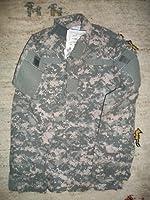 BRAND NEW ORIGINAL US ARMY ISSUE - COAT ACU DIGITAL NOMEX FLAME RESISTANT COMBAT UNIFORM JACKET - SMALL LONG