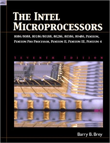 ??LINK?? INTEL Microprocessors 8086/8088, 80186/80188, 80286, 80386, 80486, Pentium, Prentium ProProcessor, Pentium II, III, 4 (7th Edition). marzo Museo maybe clases Forest Chief